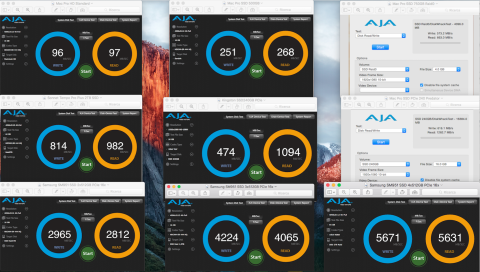 SSD BenchMarks